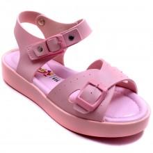Wendy 610 Filet Yazlık Çocuk Sandalet - Pembe - Filet