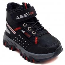 Abay AB-5333 Bebe Trekking Bot - Siyah/K - Bebe